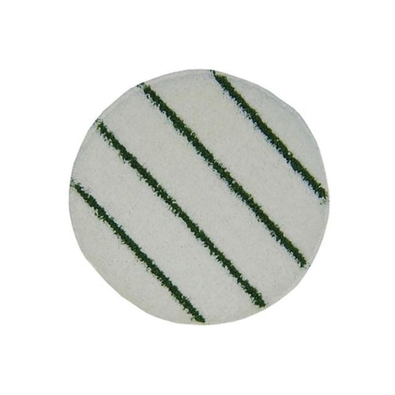 Disque bonnet coton + pad vert DF 432mm