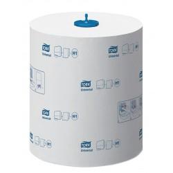 Bobine essuie-mains Tork-Matic Universal 2 plis blanc 150M (x6)