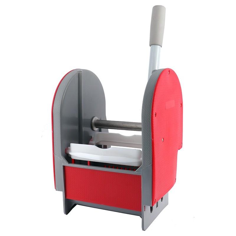 Presse à machoires plastiques + réducteur de presse