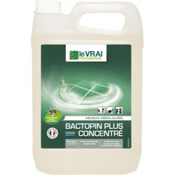 Bactopin Plus concentré désinfectant virucide 5L