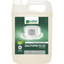 Bactopin Plus PAE désinfectant virucide 5L