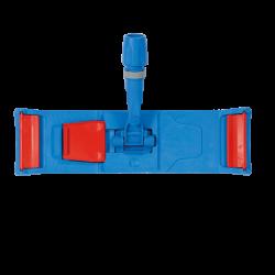 Monture support frange de lavage à languettes 50cm