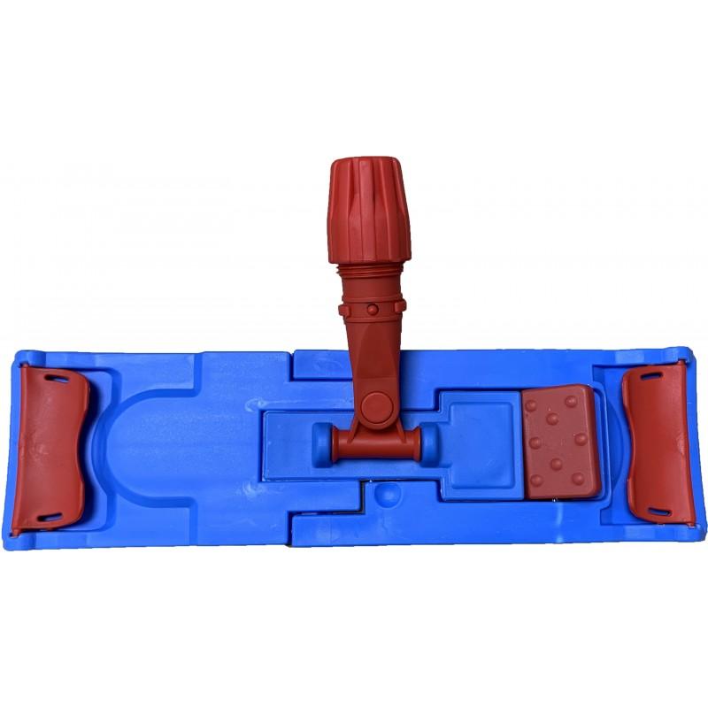 Monture support frange de lavage à languettes 40cm