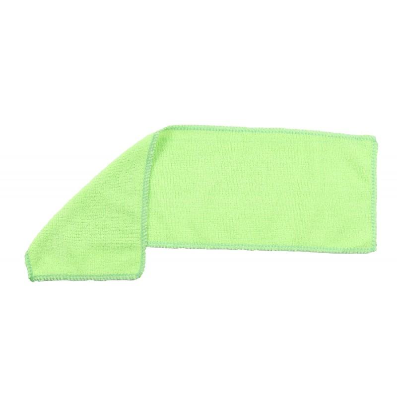 Bandeau de désinfection microfibre soft vert 60 x 15cm