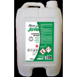Javel concentré 9.6% de chlore actif 20L