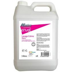 Savon crème mains à l'amande douce CleanTech 5L
