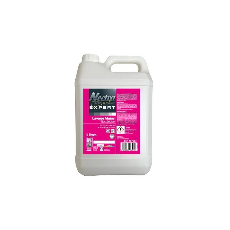 Savon crème mains bactéricide CleanTech 5L