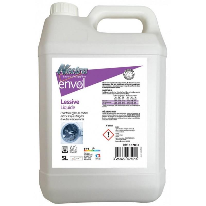 Lessive liquide linge Cleantech 5L