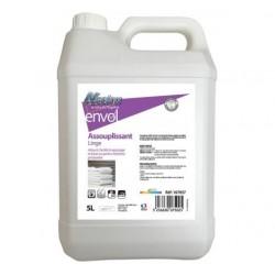 Assouplissant linge fraicheur Cleantech tout textile 5L