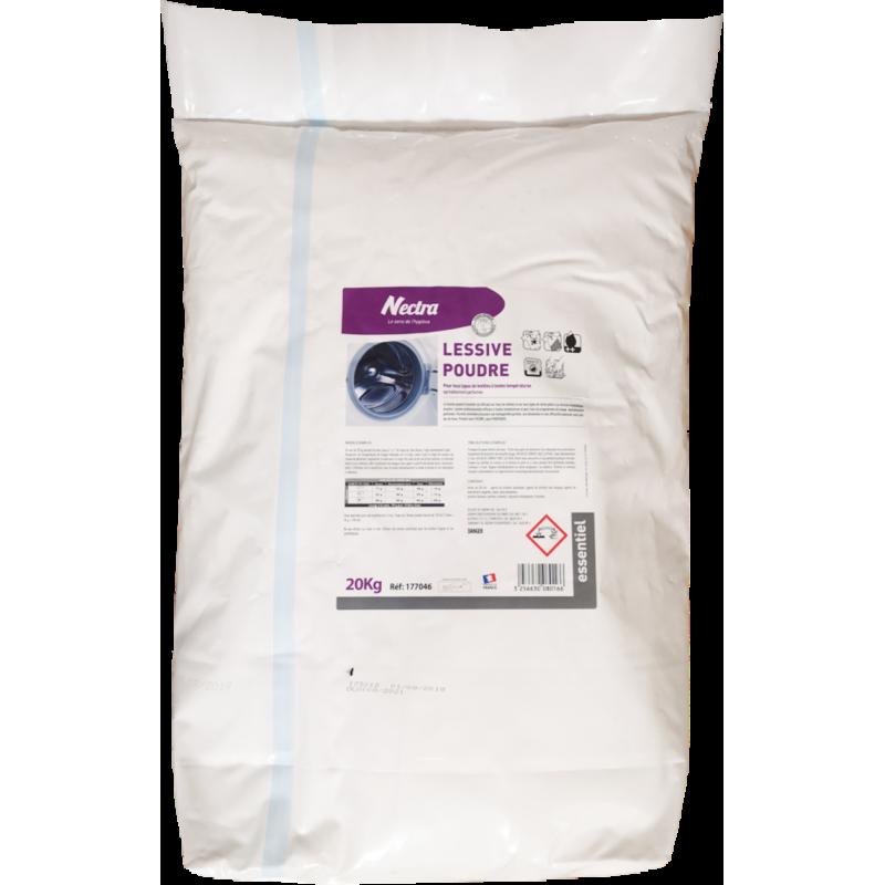 Lessive linge en poudre atomisée active 20kg