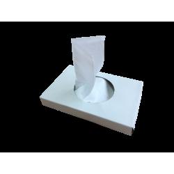 Sachets en rouleaux  pour serviettes périodiques (x1000)