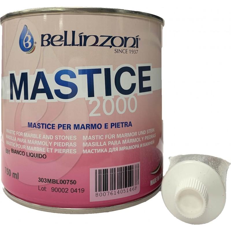 Mastic marbre SP blanc  liquid 750ml