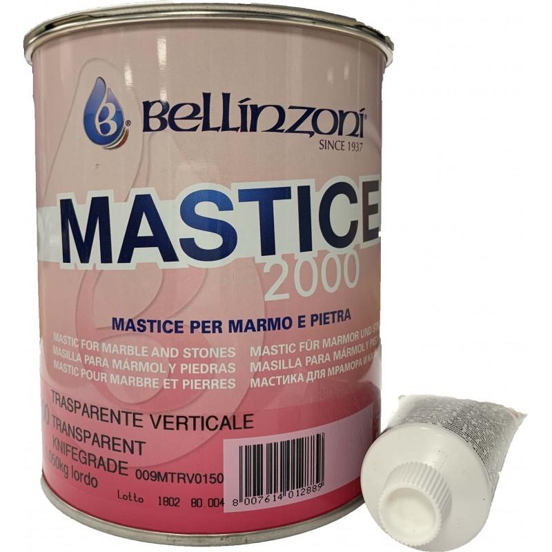 Mastic marbre SP transparent verticale 750ml