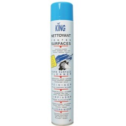Nettoyant toutes surfaces King aérosol 750 ml