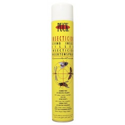 Insecticide volants Puck aérosol 750ml