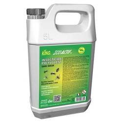 Insecticide actif liquide volant-rampant King 5L