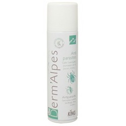 Derm'alpes anti punaises de lit King 250ml