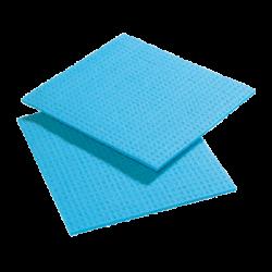 Carré éponge bleu Spontex 20.6x18.5x5.8