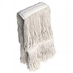 Frange faubert 50% polyester 50% coton 340g avec ruban