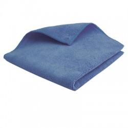 Microfibre tissée PH06 basic bleue 38 x 38