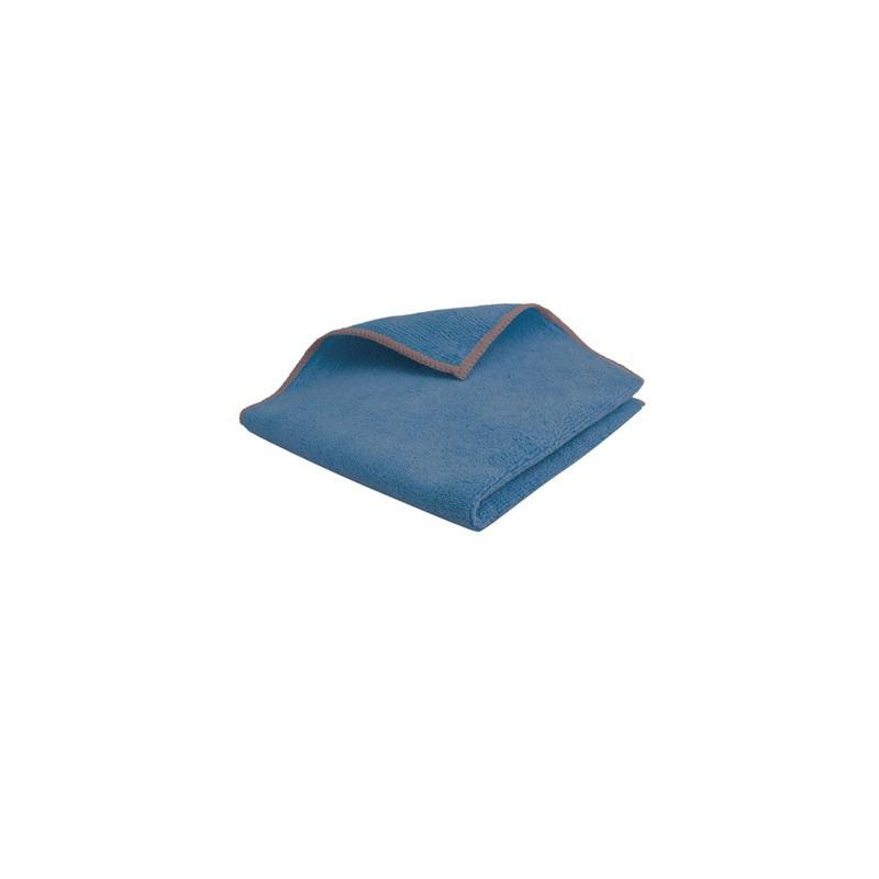 Microfibre tissée PH06 microtuff bleue 40x40