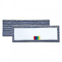 Frange de lavage microfibre ultra grattante velcro 40cm