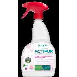 ActiPur sanitaire détartrant désinfectant EcoCert 750ml