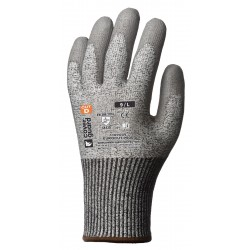 Gants protection anti coupures type D taille L