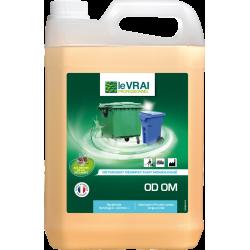 OD OM nettoyant désinfectant vide ordure 5L