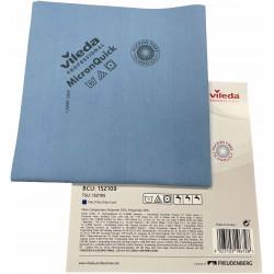 Microfibre non tissée Micron quick bleue 38 x 40