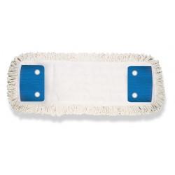 Frange de lavage polyester-coton à languettes 50cm