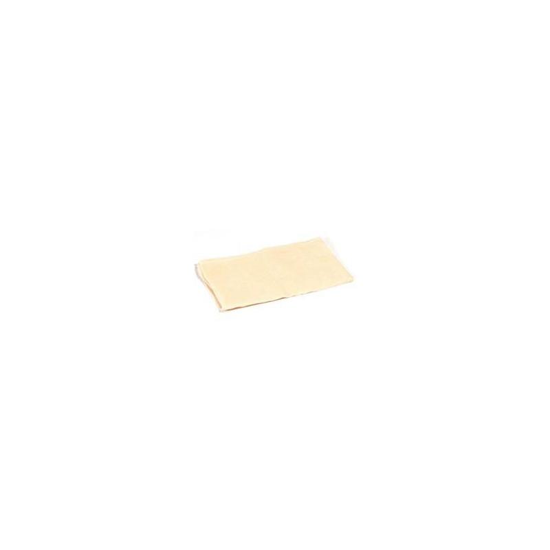 GAZES COTON ECRUE (x10) 80x80