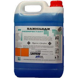 Saniclean détergent désinfectant 5L