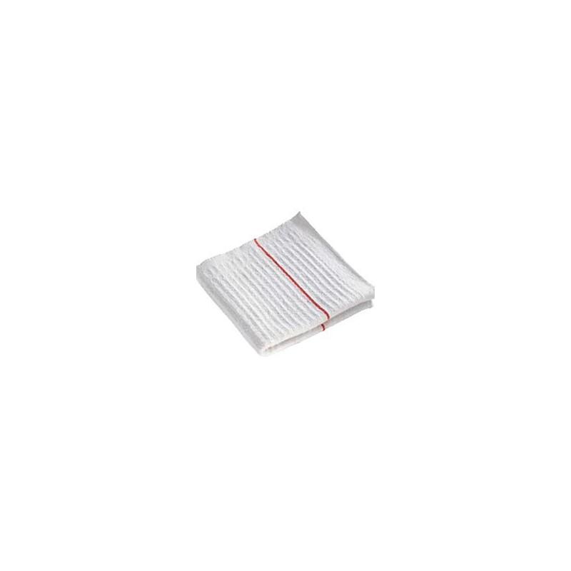 Serpillière gaufrée écrue 50x100