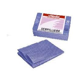 Serpillière Vileda bleue 59x50