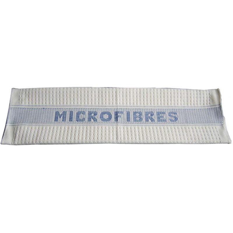 Serpillière gaufrée microfibre 60x50