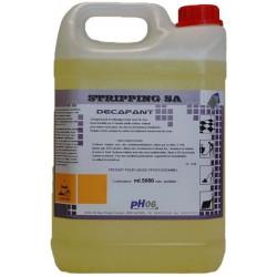 Stripping SA décapant puissant d'émulsion et cire 5L