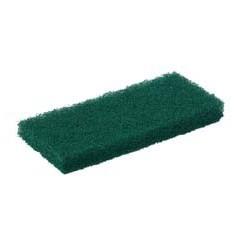Tampon abrasif vert épais 120 x 250