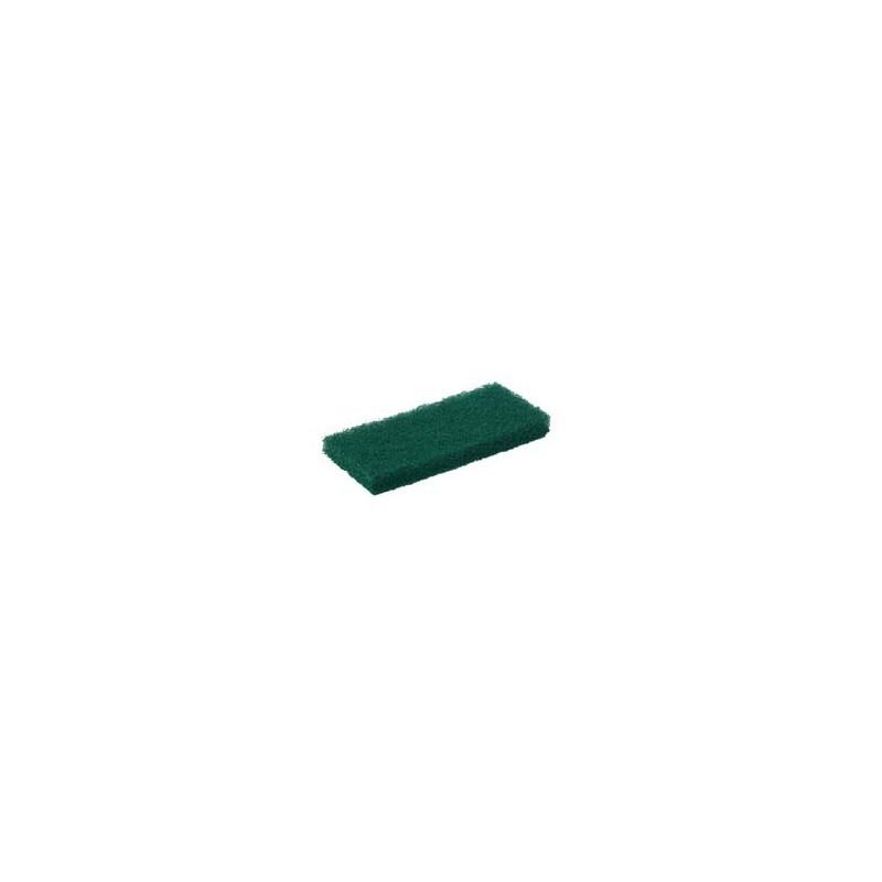 TAMPON ABRASIF VERT EPAIS 120x250