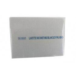 LAVETTE NICONET 80G BLANC x25
