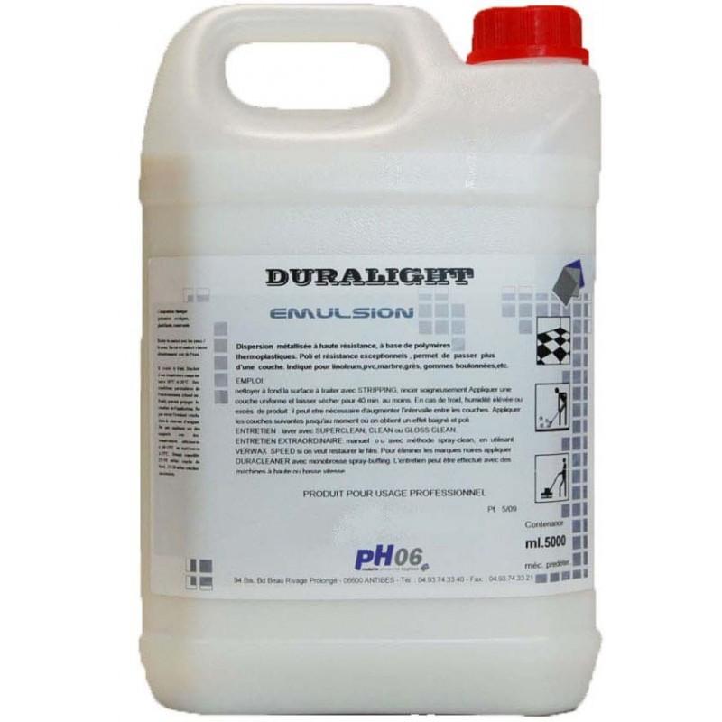 Duralight traitement thermoplastique et sols durs 5L