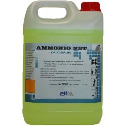 Ammonio net détergent ammoniaqué 5L