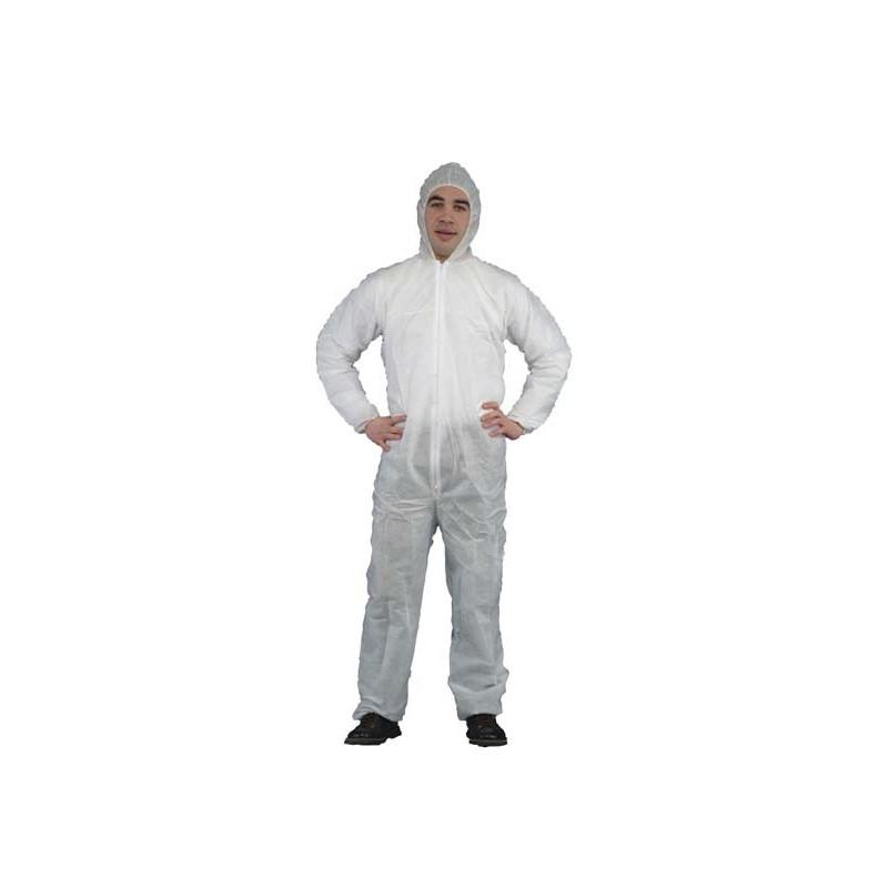 COMBINAISON DE PROTECTION XL NON TISSE x50
