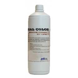 Seal color colorant couleur rouge 1L