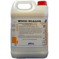 Wood Sealer finition brillante parquet 5L