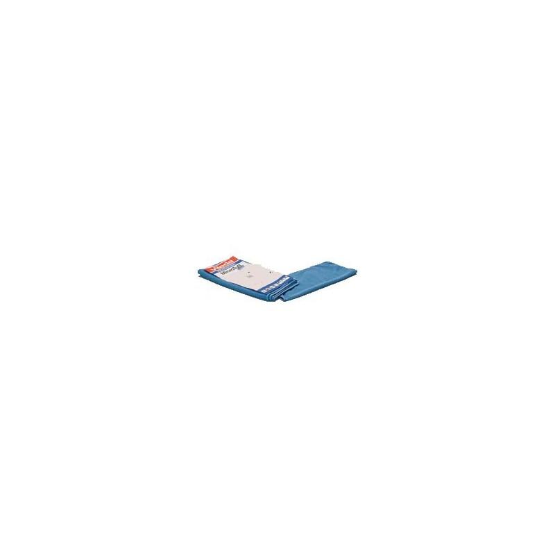 MICROFIBRE TISSE PREMIUM 36 x 32 BLEU