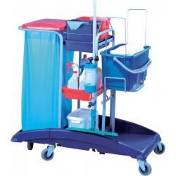 Chariot protocole plastique-rilsan ice PM