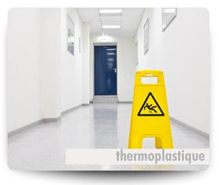 La bonne méthode pour entretenir les sols thermoplastiques