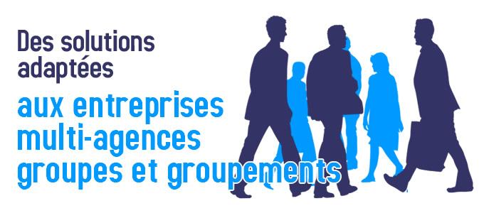 Des solutions pour les entreprises et les groupements d'entreprises de nettoyage